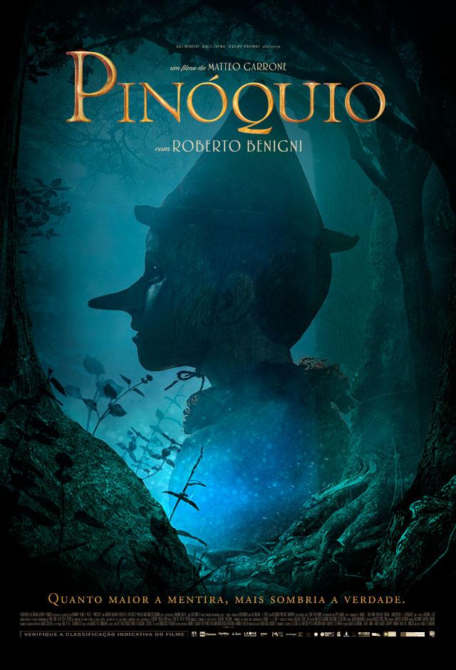 Filme: Pinóquio