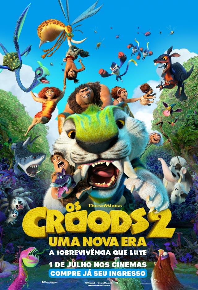 Filme: Os Croods 2: Uma Nova Era