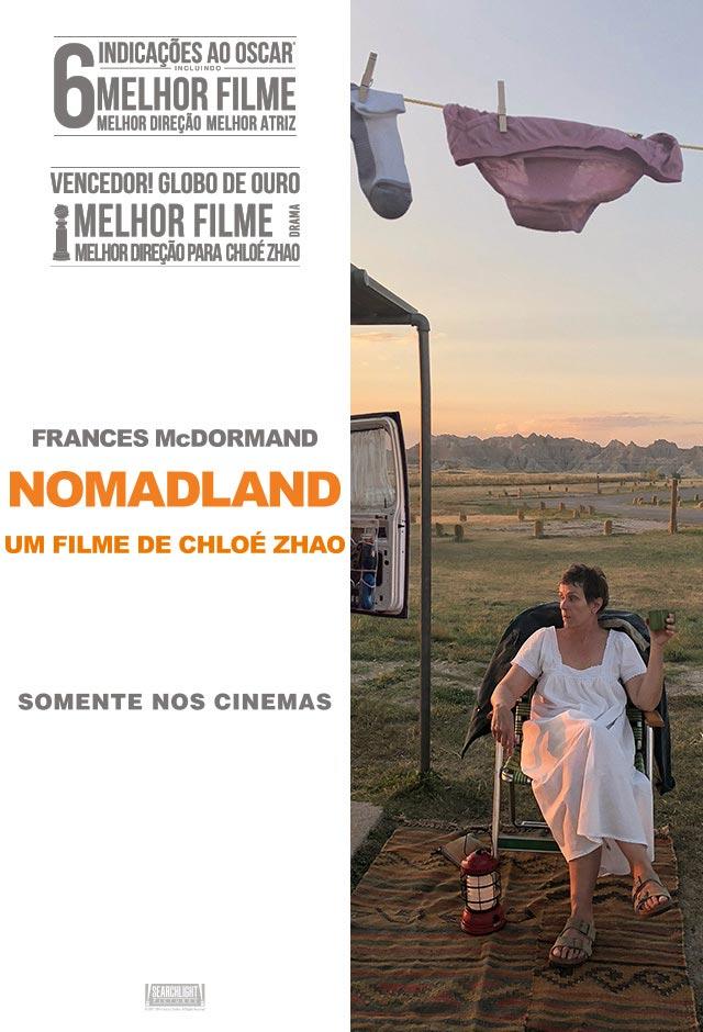 Filme: Nomadland