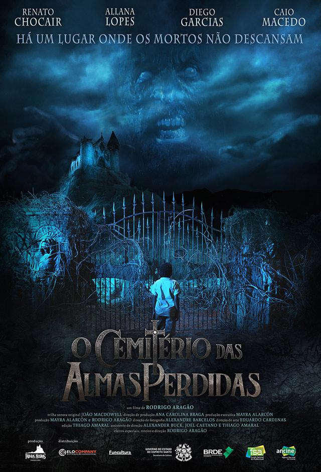 Filme: O Cemitério das Almas perdidas