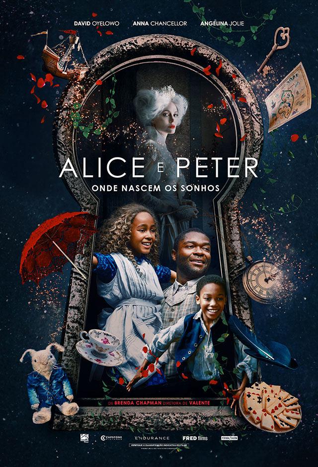 Filme: Alice e Peter: Onde Nascem os Sonhos