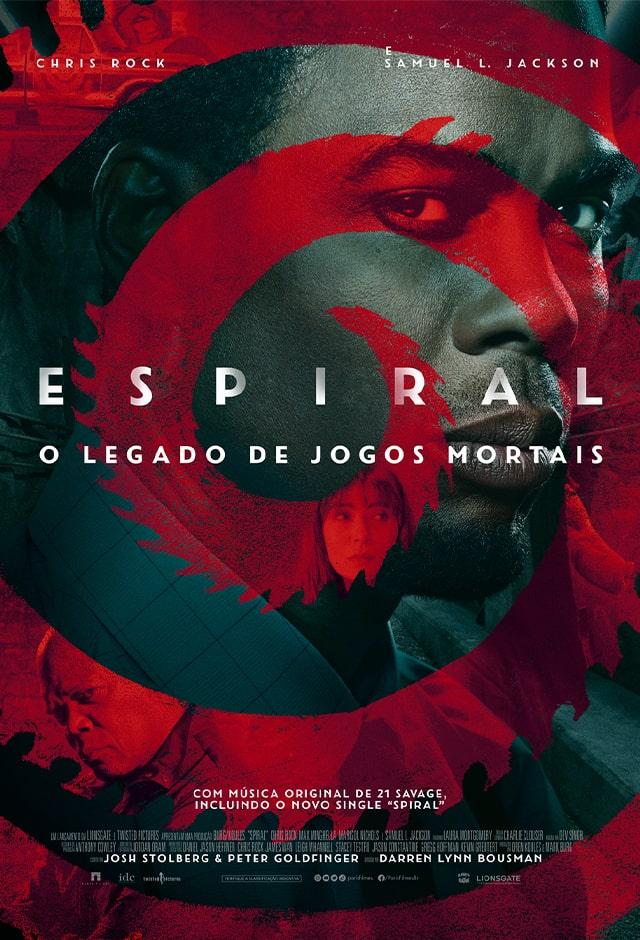 Filme: Espiral - O Legado de Jogos Mortais