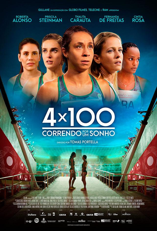Filme: 4x100 – Correndo Por Um Sonho