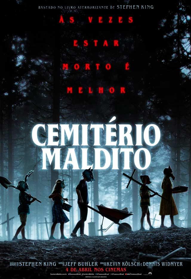 Filme: Cemitério Maldito