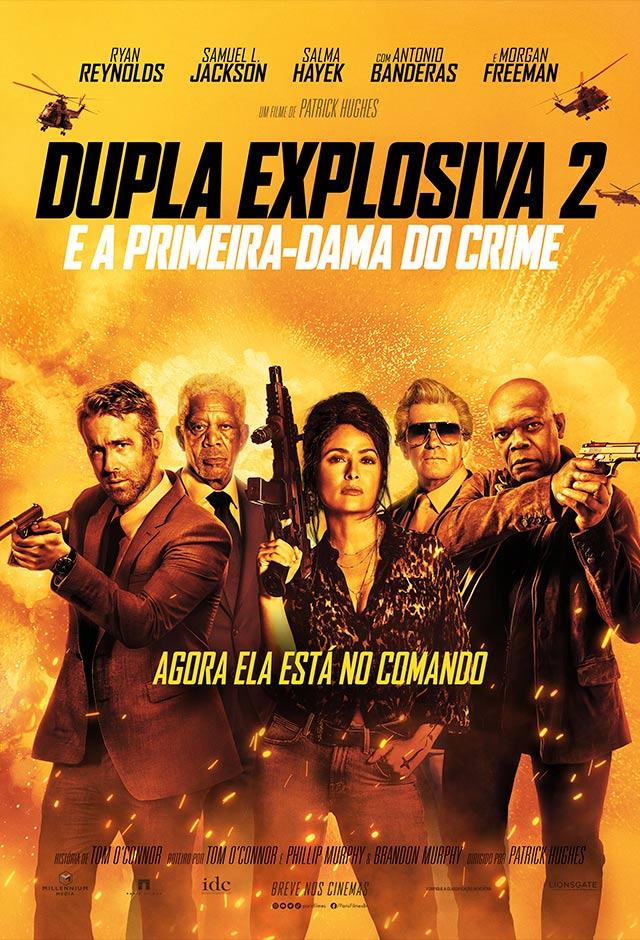 Filme: Dupla Explosiva 2 - E A Primeira-Dama do Crime