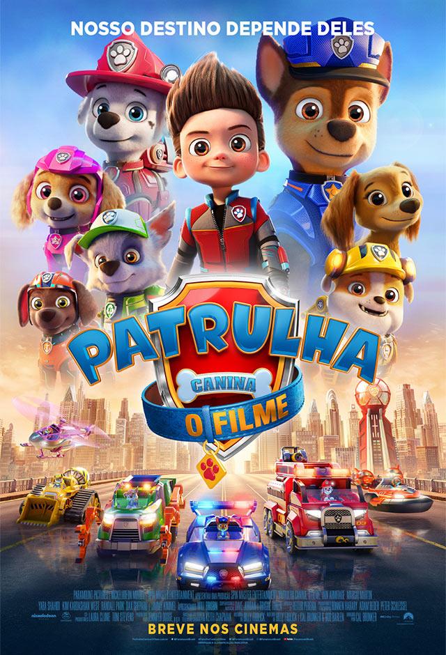 Filme: Patrulha Canina – O Filme