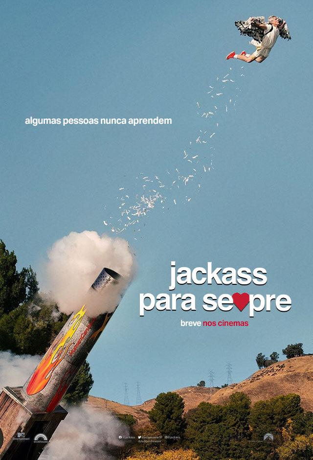 Filme: Jackass Para Sempre