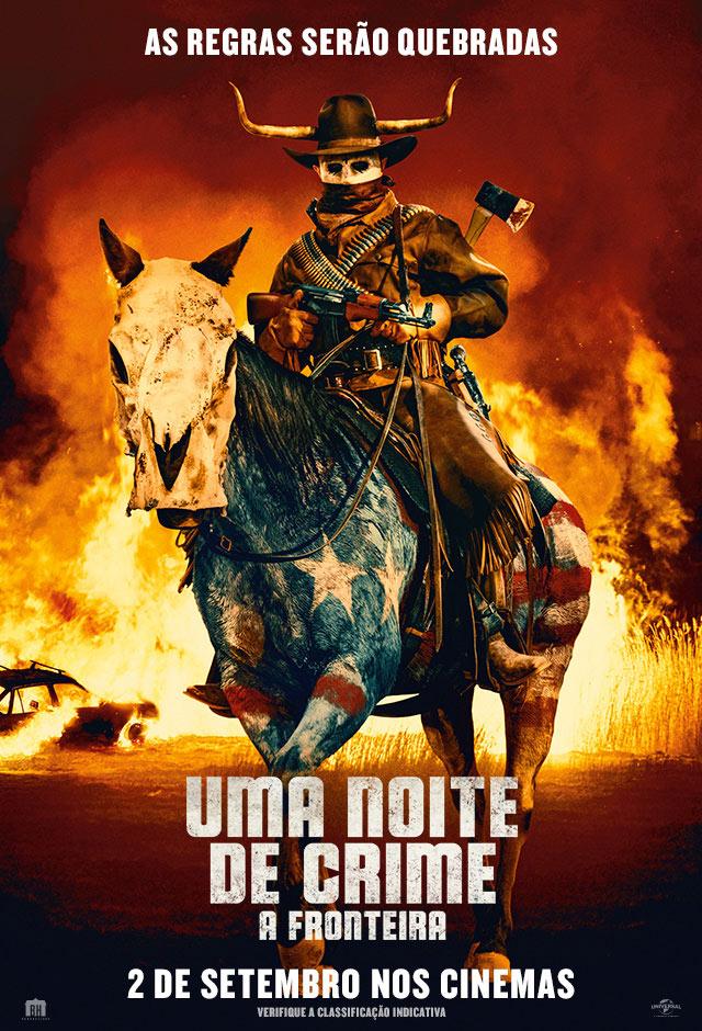 Filme: Uma Noite De Crime: A Fronteira