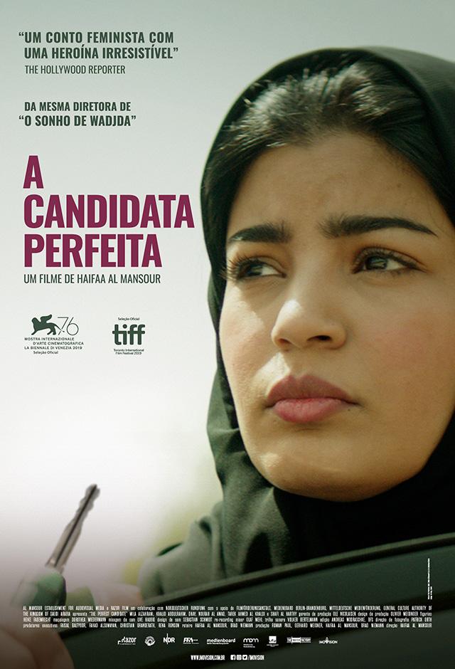 Filme: A Candidata Perfeita