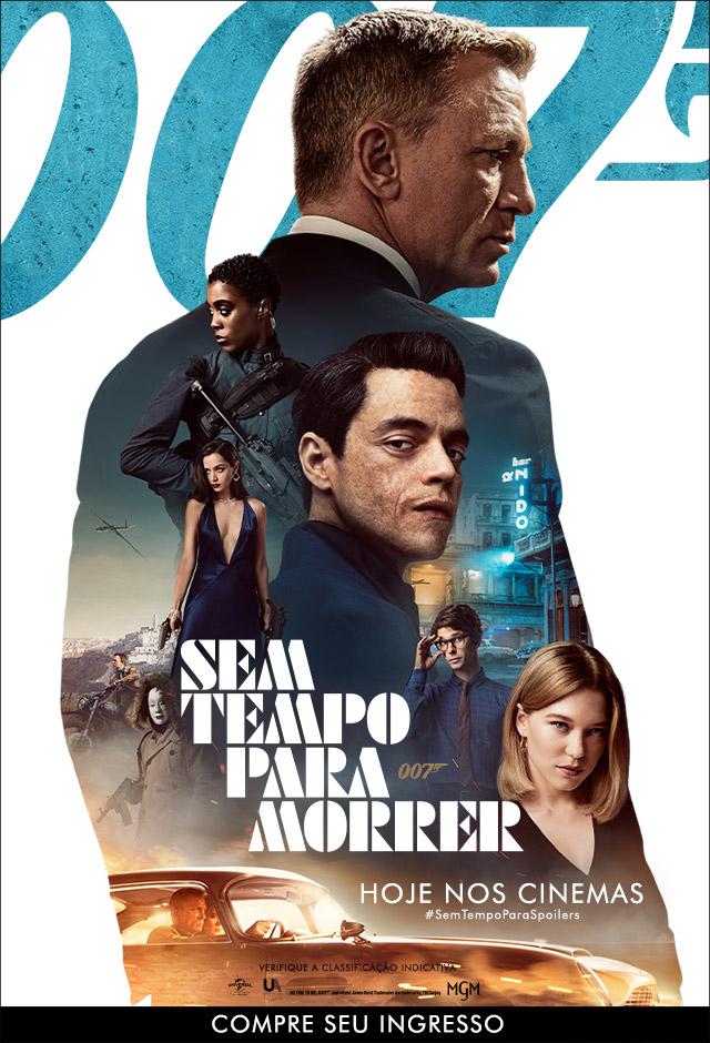 Filme: 007 - Sem Tempo Para Morrer