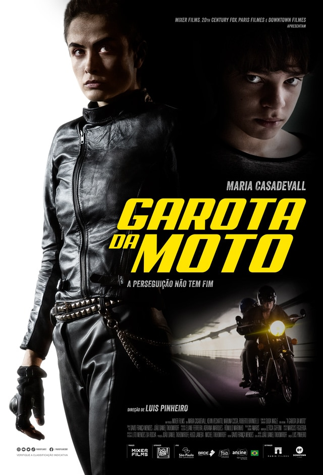 Filme: Garota da Moto