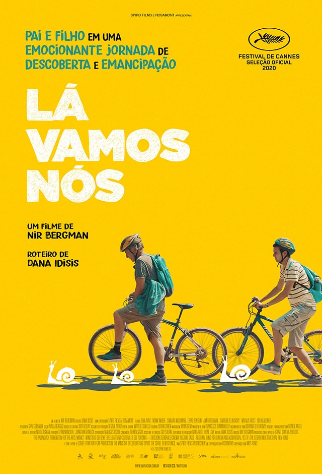 Filme: Lá Vamos Nós