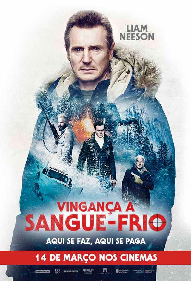 Filme: Vingança a Sangue-Frio