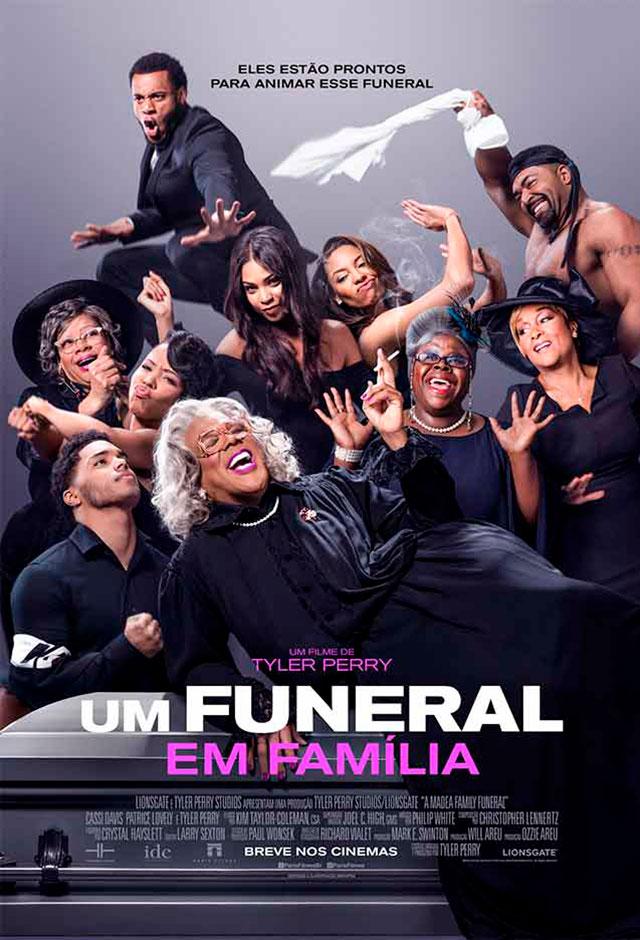 Filme: Um Funeral em Família