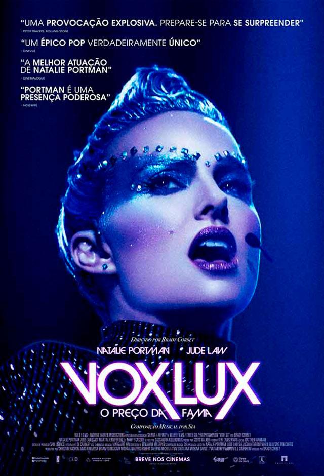 Filme: Vox Lux - O Preço da Fama