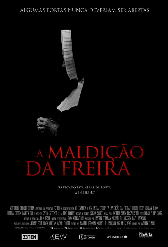 Filme: A Maldição da Freira