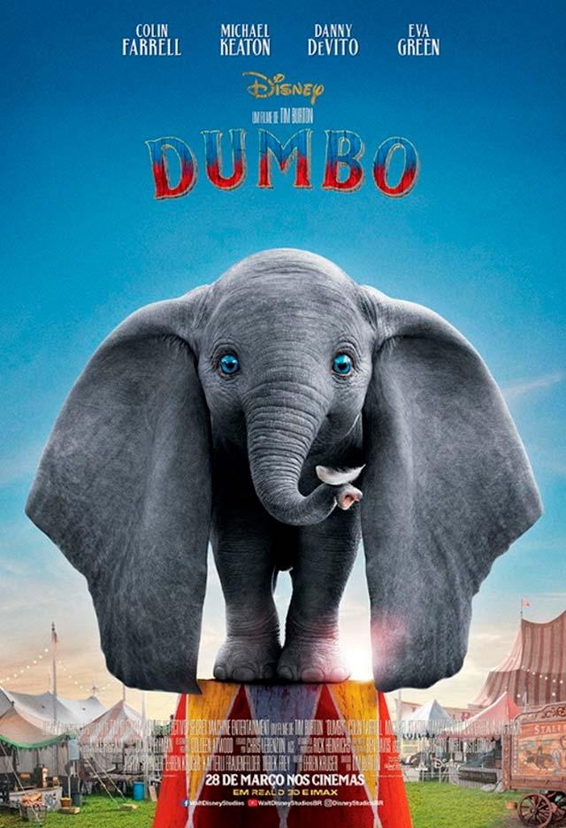 Filme: Dumbo