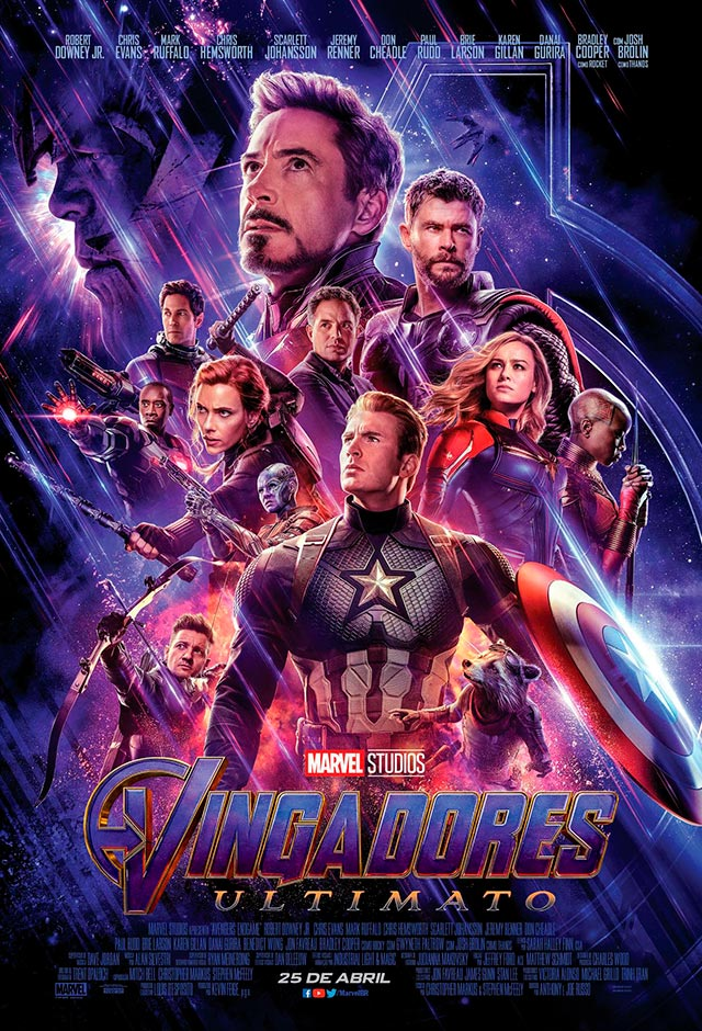 Filme: Vingadores: Ultimato