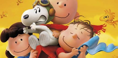 Snoopy & Charlie Brown: Peanuts, O Filme