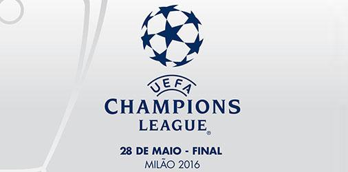 Final da UEFA - Champions League 2016 -  narração exclusiva de Jader Rocha