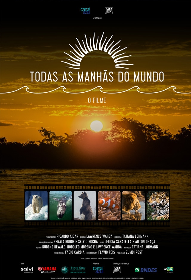 Todas as manhãs do mundo