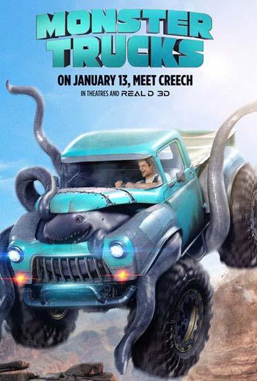 Monster Trucks 3D