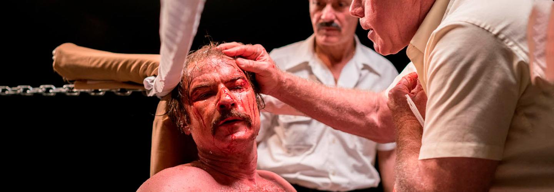 Punhos de sangue - A verdadeira história de Rocky Balboa