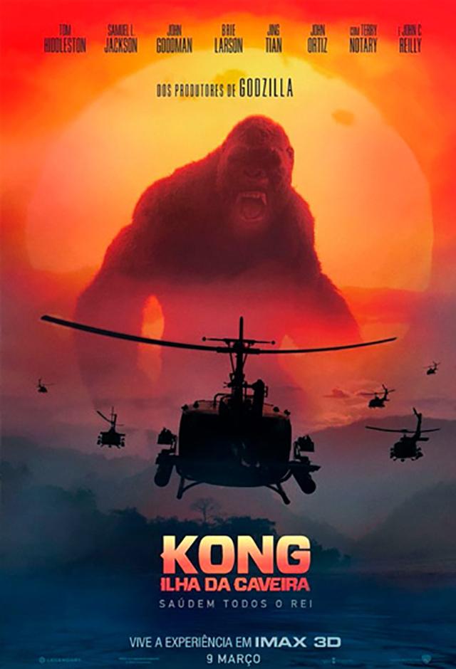 Kong - A ilha da caveira