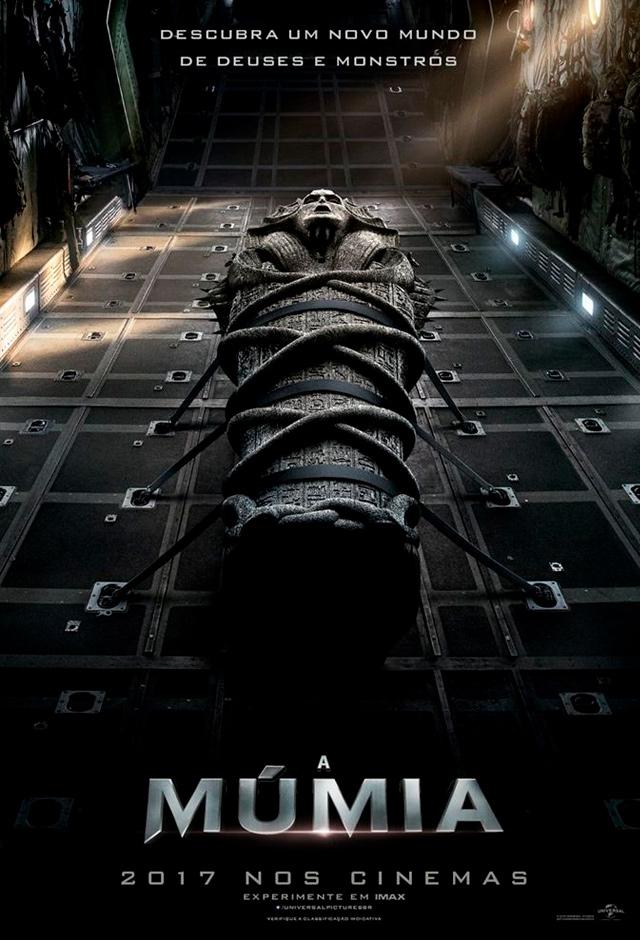 A Múmia 3D