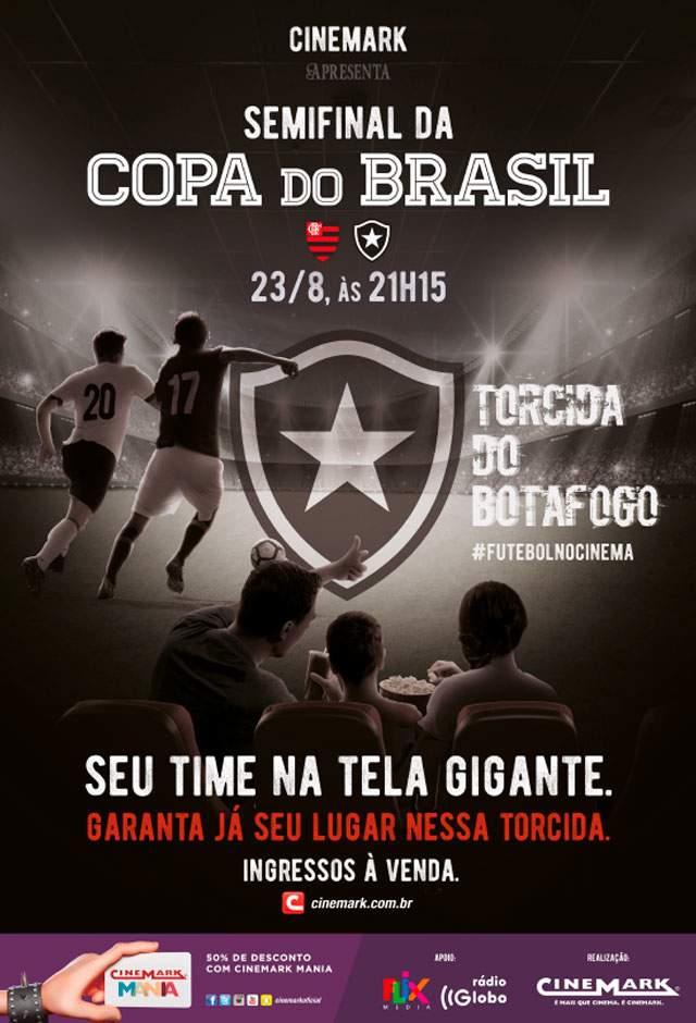 Copa do Brasil 2017 – Torcida Botafogo (Flamengo x Botafogo)