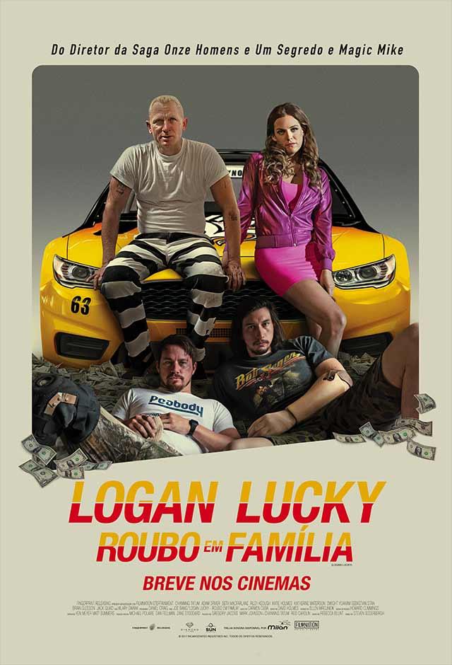 Logan Lucky: Roubo em Família