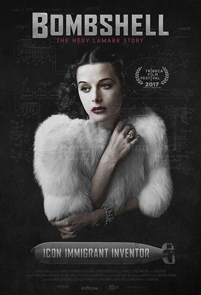 Bombástica: a história de Hedy Lamarr