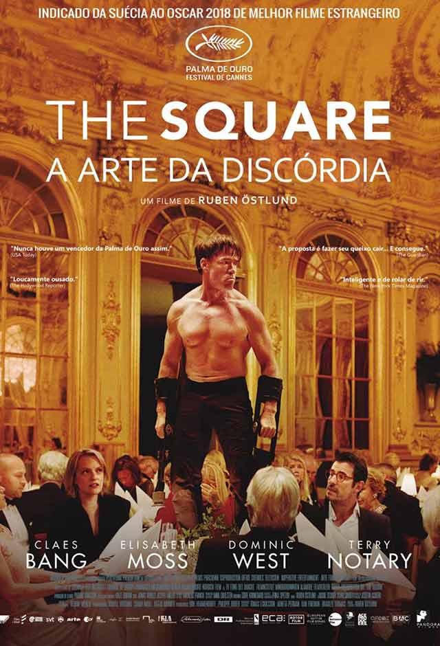 The square - A arte da discórdia