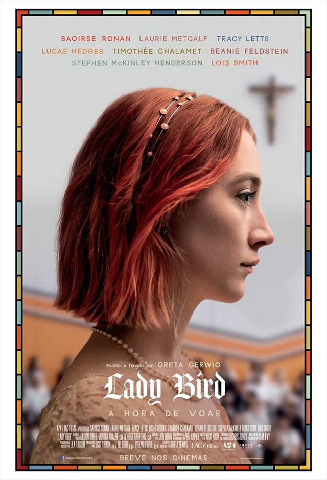 Lady Bird – A Hora de Voar