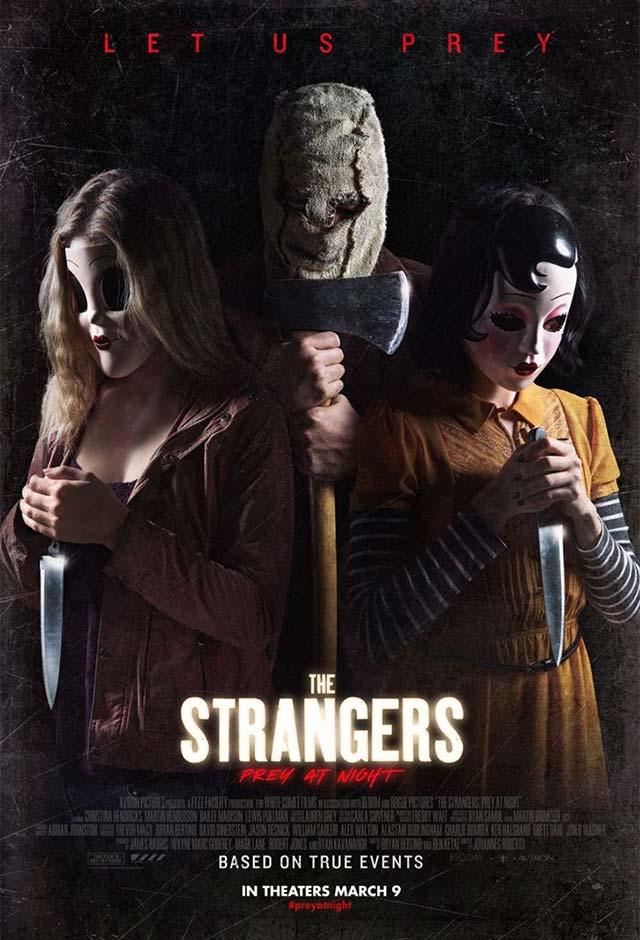 Os estranhos 2 - Caçada noturna