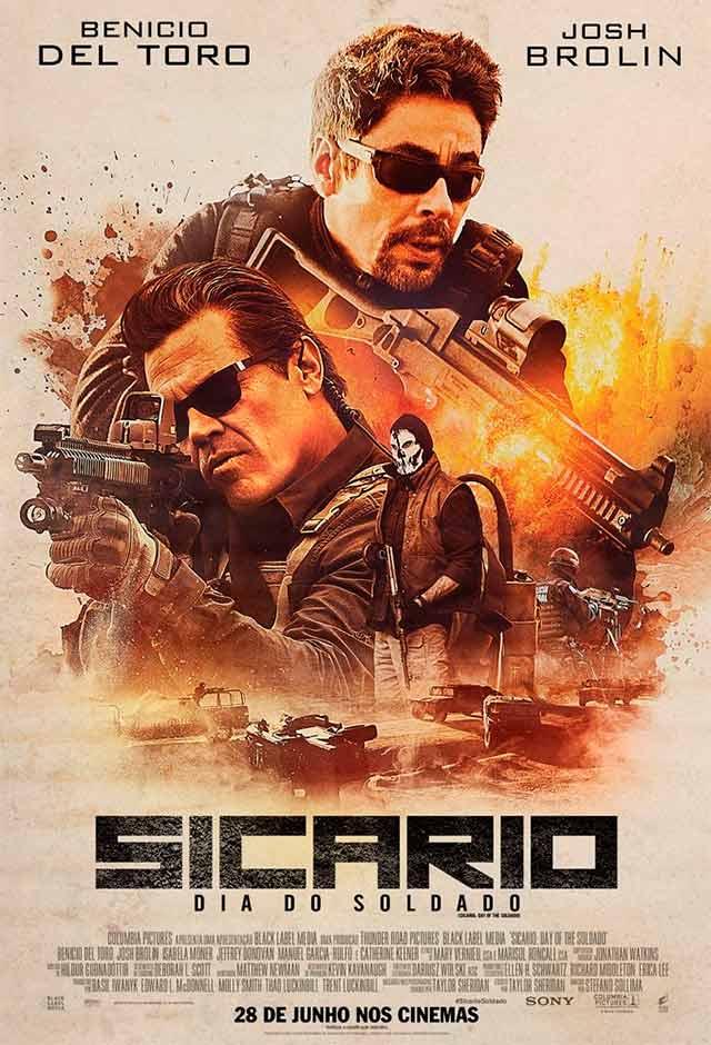 Sicario: dia do soldado