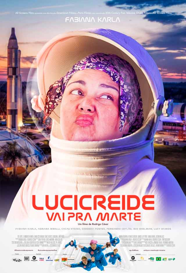 Lucicreide Vai Pra Marte