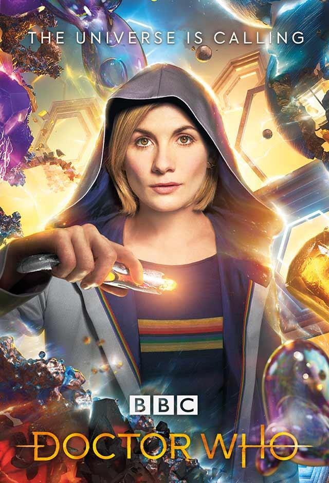 Especial Doctor Who