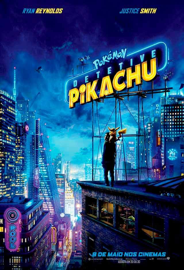 Pokémon - Detetive Pikachu