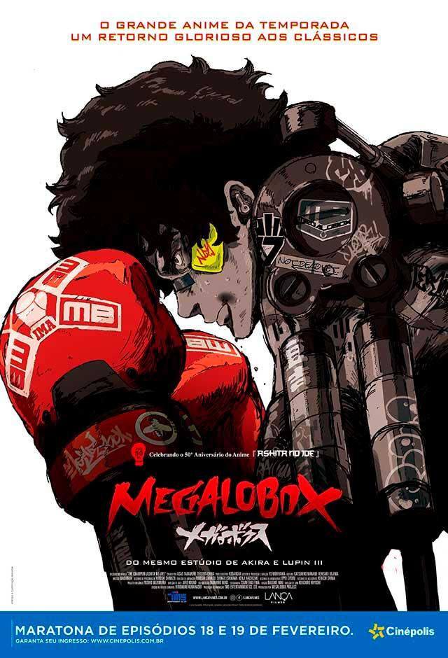 Megalo Box  - Parte I