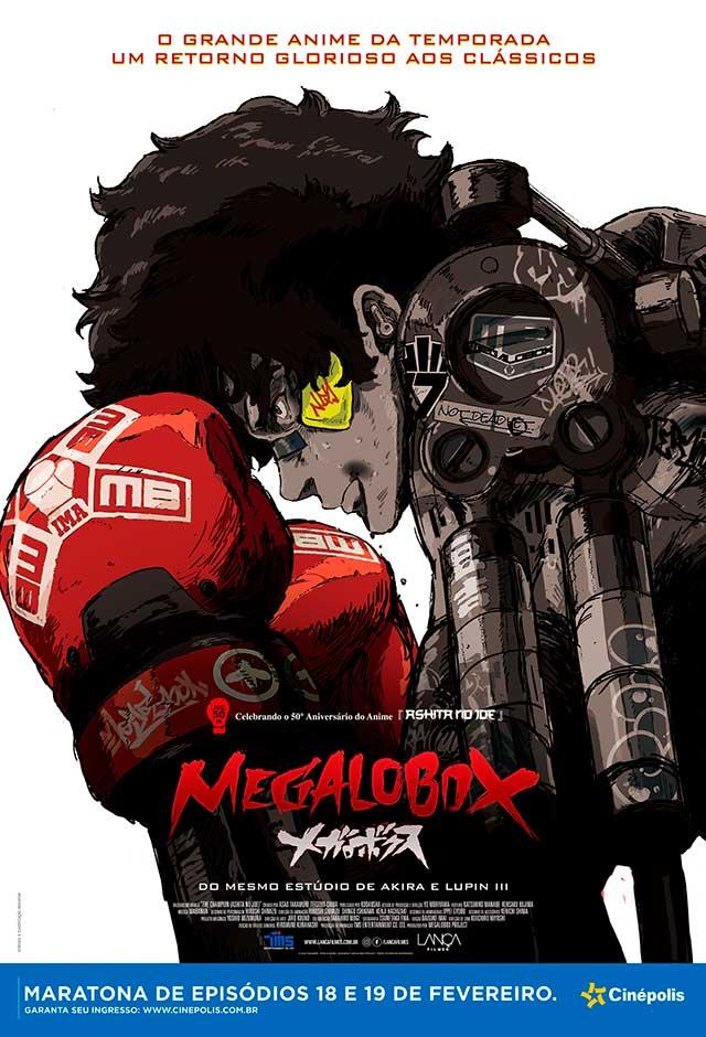 MEGALOBOX - Parte 2