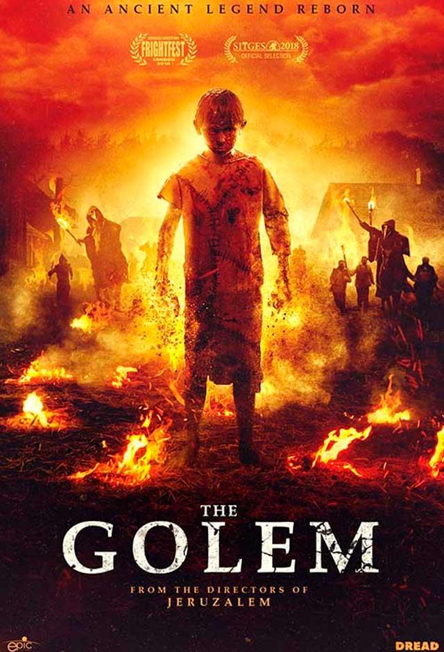 A lenda de Golem
