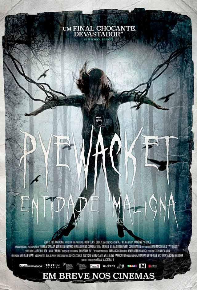 Pyewacket - Entidade Maligna
