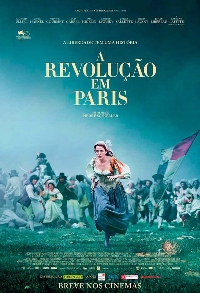 A Revolução em Paris