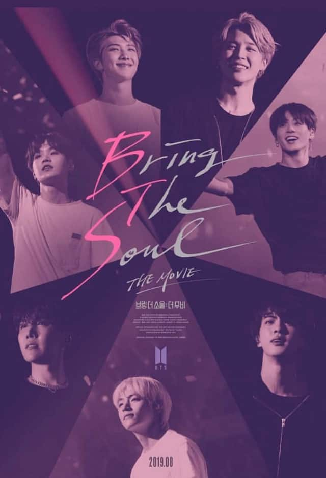 BTS - Bring The Soul: The Movie