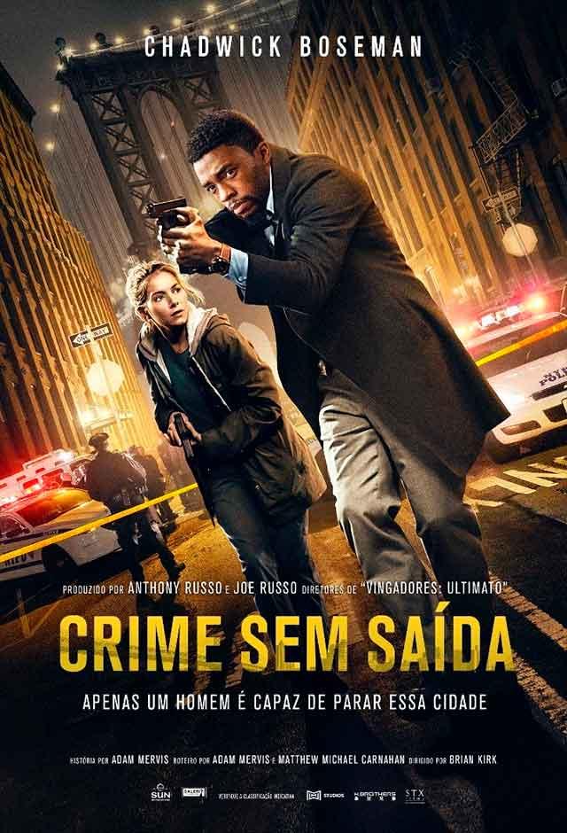 CRIME SEM SAÍDA