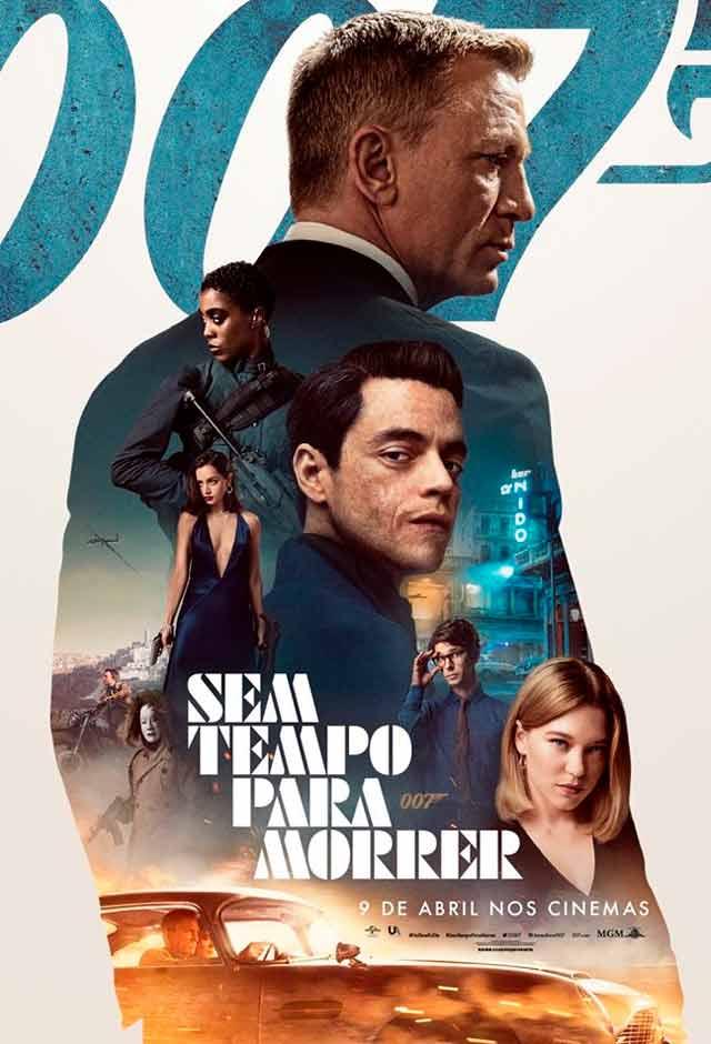 007 - SEM TEMPO PARA MORRER