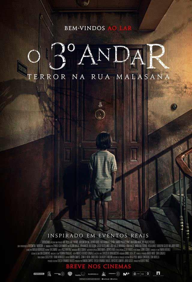 O 3° ANDAR - TERROR NA RUA MALASAÑA