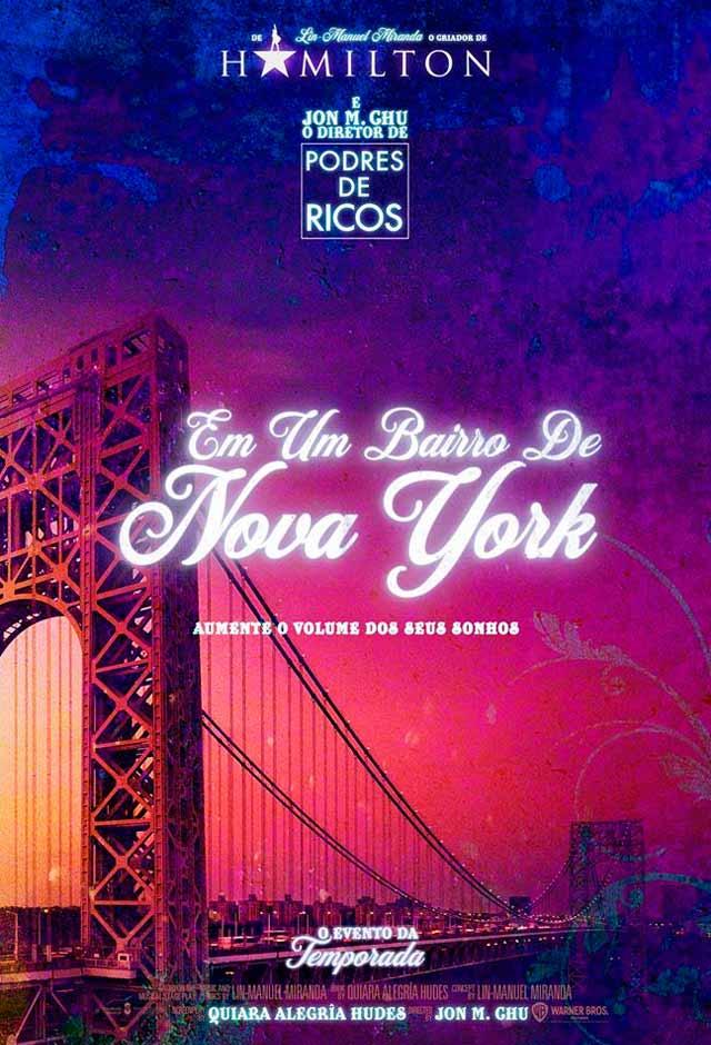 Em Um Bairro de Nova York