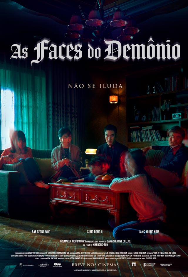 As Faces do Demônio